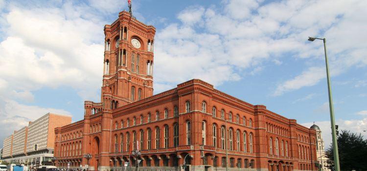 紅色市政廳1