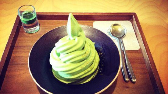 :OSULLOC綠茶甜品店(三清洞店)