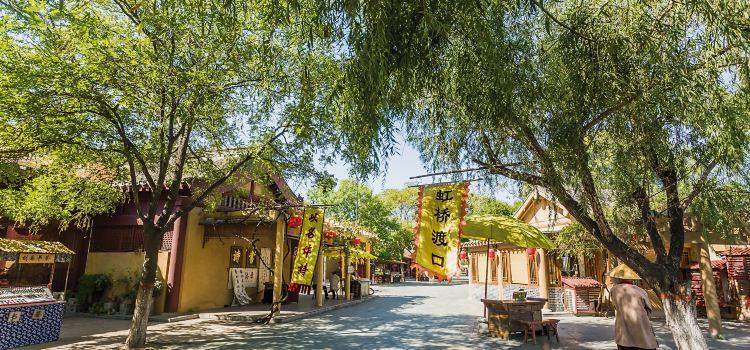 Qingming Riverside Landscape Garden2
