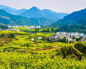 香港-婺源 火車酒店 自由行