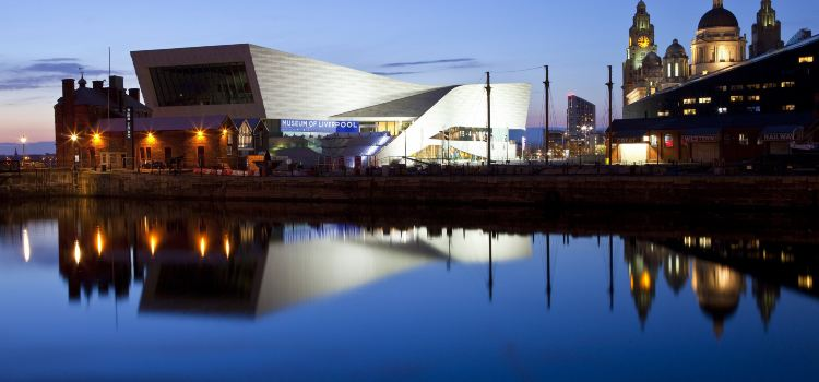 Museum of Liverpool1