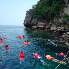 모스키토 섬 여행 사진