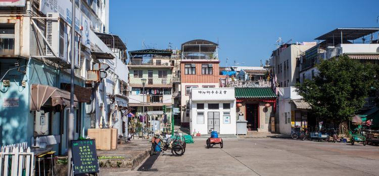 Peng chau Island2