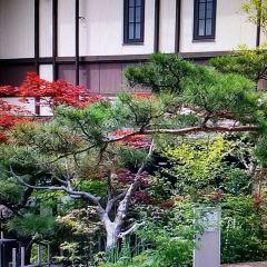 일본 공예관 여행 사진