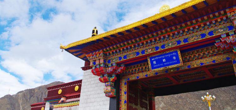 드레풍 사원(Drepung monastery)3