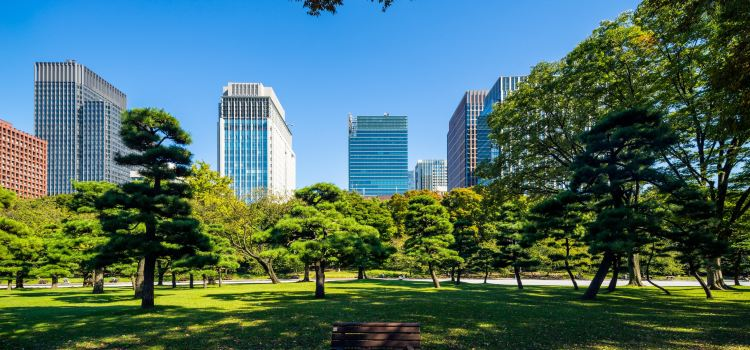 Tokyo Imperial Palace2