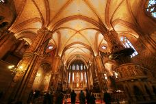 马加什教堂-布达佩斯-doris圈圈