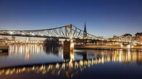 Iron Footbridge