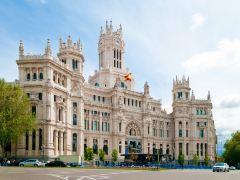 马德里3日博物馆之旅