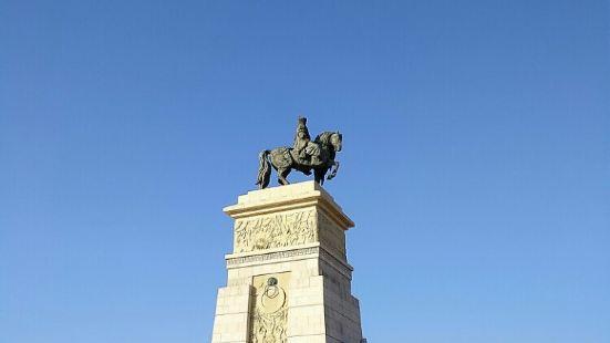 成吉思汗文化廣場
