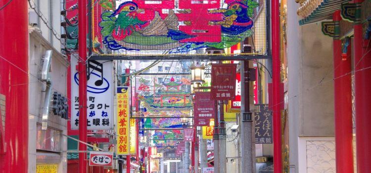 나가사키 신치 차이나타운2