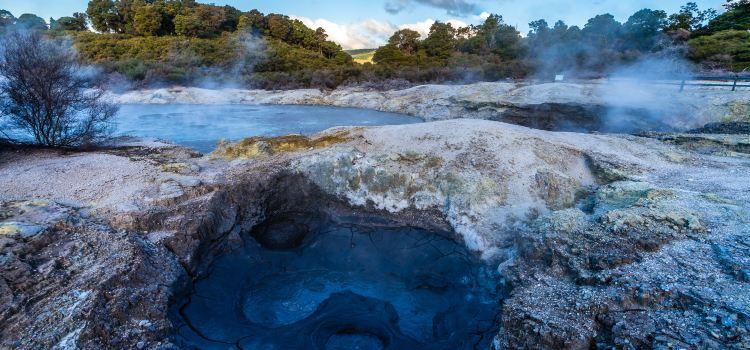 華卡雷瓦雷瓦地熱保護區2