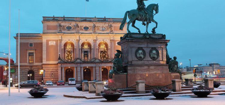 哥德堡市政廳廣場1