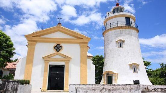 東望洋砲台及燈塔