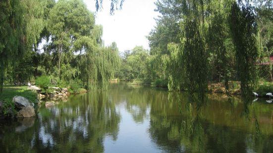 月牙湖中國北方民族園