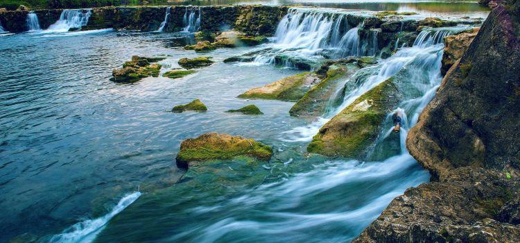 Doupotang Waterfall2
