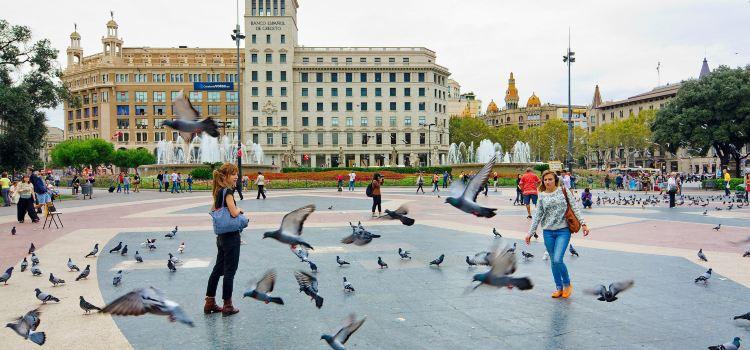 Plaça de Catalunya2