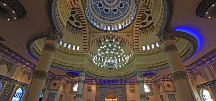 파루크 오마르 빈 알 카타브 모스크1