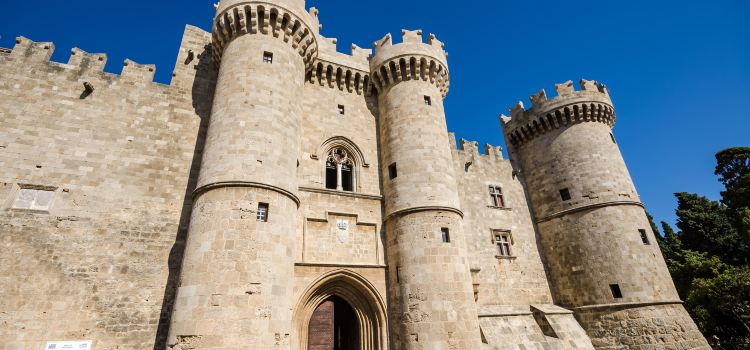 Palace of the Grand Master of the Knights of Rhodes1