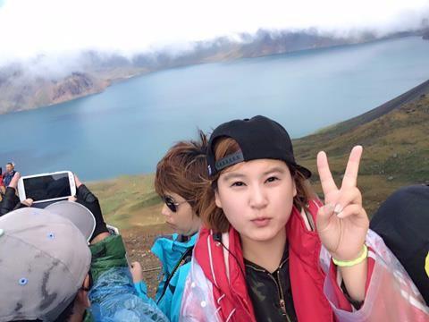 Changbai Mountain Cold Spring