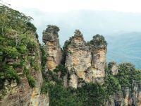 一個人的藍山(雪梨Blue Mountains)