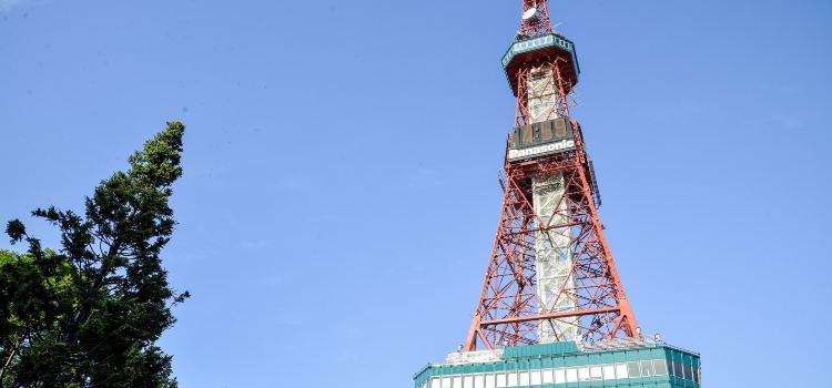 Sapporo TV Tower1