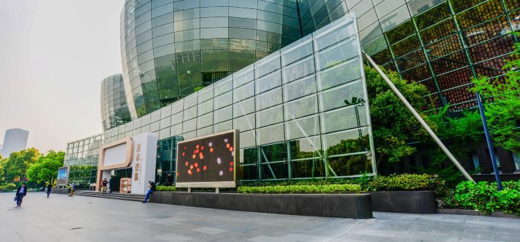 Shanghai Oriental Art Center2