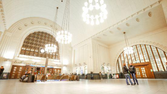 赫爾辛基中央火車站