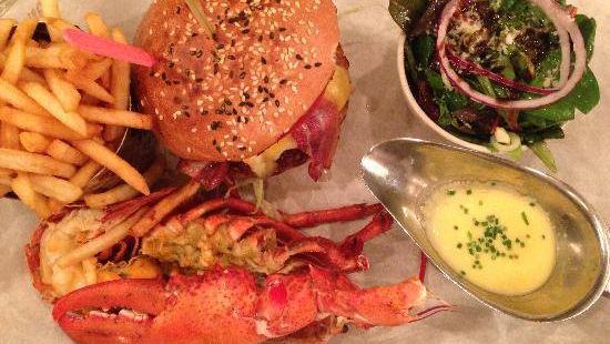 漢堡和龍蝦(City店)