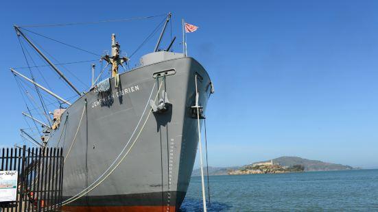 SS Jeremiah O'Brien-National Liberty Ship Memorial