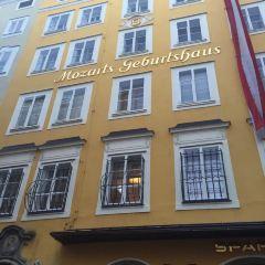 Mozart's Birthplace User Photo
