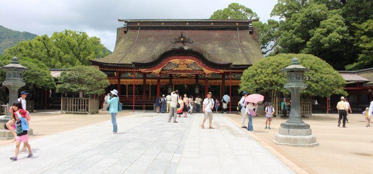 Dazaifu Tenmangū Shrine1