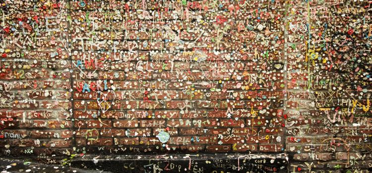 The Gum Wall2