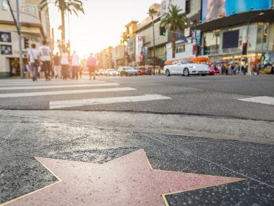 할리우드 명예의 거리(Hollywood Walk of Fame)