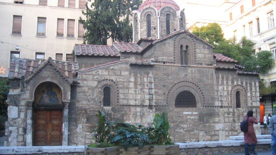 Church of Panagia Gorgoepikoos