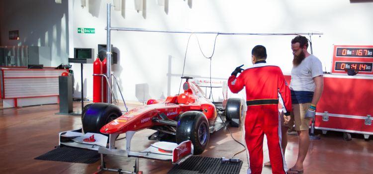 Ferrari World Abu Dhabi2