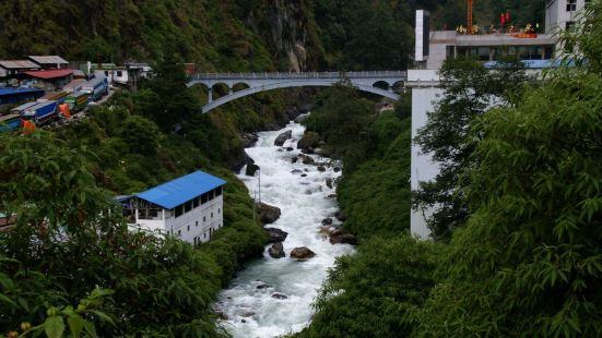 Sino-Nepal Friendship Bridge