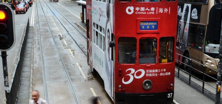 Hong Kong Tramways1