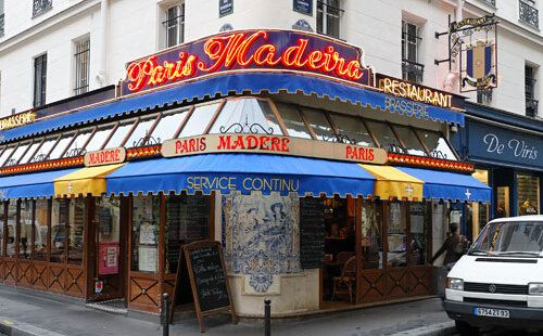 Paris Madere