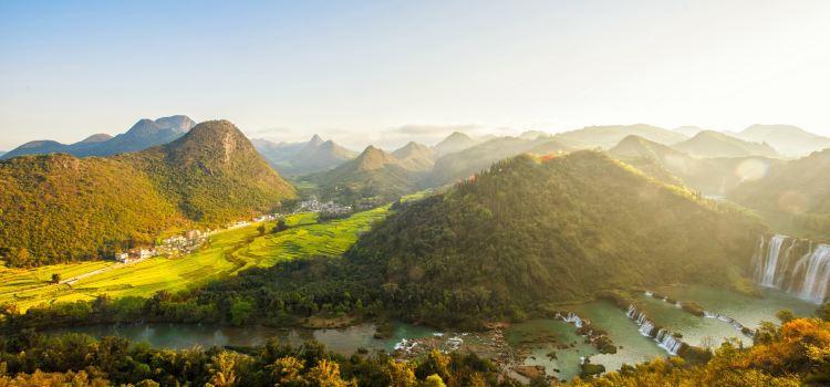 Jiulong Waterfalls2