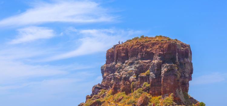 Skaros岩石1