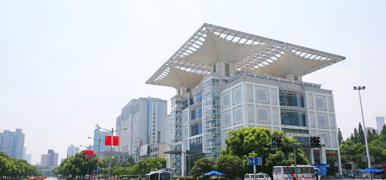 Shanghai Urban Planning Exhibition Hall1
