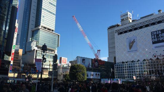 澀谷中央街