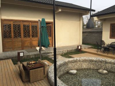 King Spa Villa Camp – Taibai Mountain Hot Springs