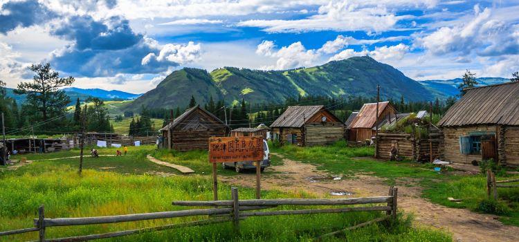 Kanas Tuva Village