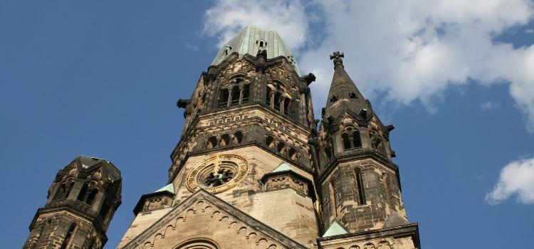 Kaiser Wilhelm Memorial Church2