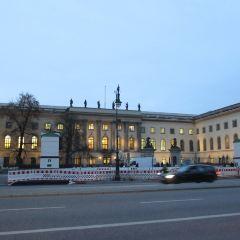 Alte Bibliothek User Photo