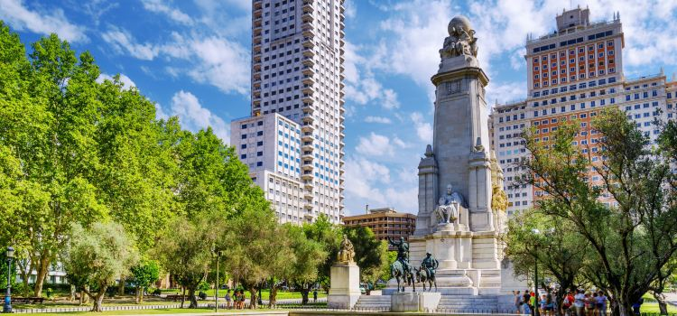 마드리드 에스파냐 광장