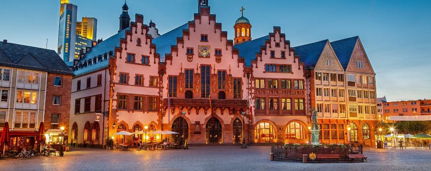 Explore Historic Frankfurt