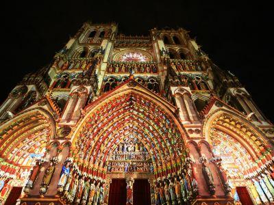 亞眠大教堂